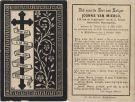Mierlo Joanna van 1899