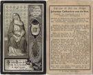 Ven Johanna Catharina van de 1898