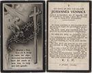 Vennicx Johannes 1913