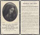 Eert Henrica van x Schoenmakers 1938