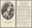 Michielse Martinus x Toonders 1956