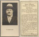 Engelen Simon Johannes Josephus van x Zondag 1933