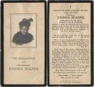 Spaans Joanna x Langkruis van de 1916