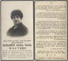 Wouters Elisabeth Maria Clara 1928