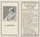 Leuven Gerarda Theresia van 1939