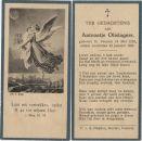 Olislagers Antoontje 1925