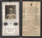 Riet Cornelia Maria van 1919.