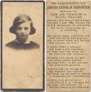 Verhoeven Bertha Cornelia 1934