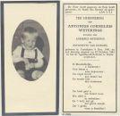Weterings Antonius Cornelius 1943