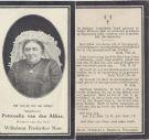 Akker Petronella vd x Nass1922