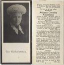 Akkermans Adriana Cornelia  1934