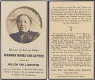 Alphen Johanna Maria v x v Laarhoven 1931
