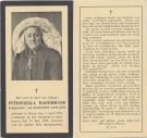 Bakermans Petronella x Guitjens 1935