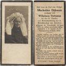 Driessen Mechelina x Verbeeten 1930