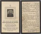 Eekeren Maria Wilhelmina van x Koopmans 1915