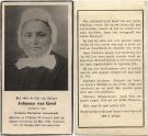 Gool Johanna van x Tennebroek 1941