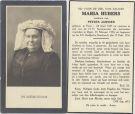 Hubers Maria x Janssen 1936