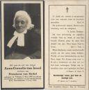 Iersel Anna Cornelia van x Berkel van 1931