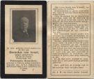 Iersel Gerardus van x Smulders 1925