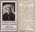 Jenniskens Wilhelmina x Litjens 1942