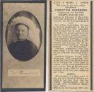Krebbers Christina x Loo van de 1928