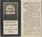 Leur Dingena van de x van den Broek 1924