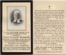 Mutsaers Anna Cornelia x Amelsfort van 1916