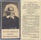 Neutkens Joh Maria x Baken 1933