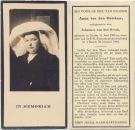 Oetelaar Anna van den x Broek van den 1940