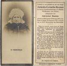 Roozen Antonia Cornelia x Baeten 1923