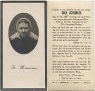 Schemkes Dina 1935