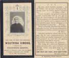 Simons Woutrina x Leijten 1915