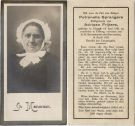 Sprangers Petronella x Frijters 1928