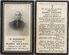 Swaans Maria x Riemslag 1922