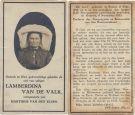 Valk Lamberdina vd x vd Elsen 1933