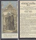 Becx Wilhelmus Martinus x Fabrie 1938
