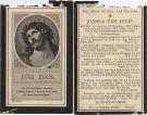 Hoof Joanna van 1915