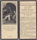 Hoof Lambertus Johannus x Tielemans 1934