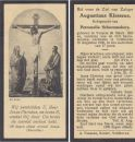 Klessens Augustinus x Schoenmakers 1930