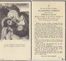 Liebregts Willibrordus x Comans 1960