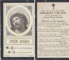 Mol Gerardus v x Nouwens en vd Biggelaar 1927