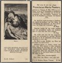 Peeters Franciscus Maria 1942