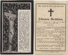 Sleddens Johanna 1906