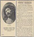 Timmermans Josephus x Schenkels 1943