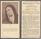 Hoof Johanna Maria v x den Ouden en vd. Water 1938
