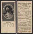 Saris Maria Petronella 1926
