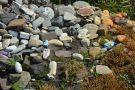 Ballast steen