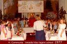 H.communie 1977
